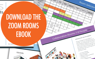 Download the Zoom Rooms E-Book